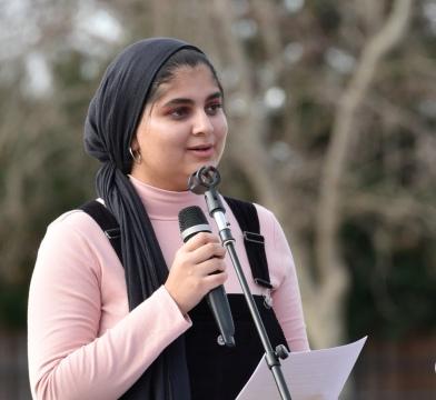 Alisha Shaik
